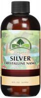 Organa Crystalline Nano Colloidal Silver 30PPM - Immune System Booster 8 Ounce