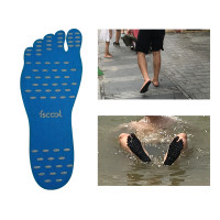 Nano Material Nakefet Soles Stick Feet Pad, Barefoot Insole On Shoe Sole