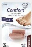 Gel Toe Tubes – Antibacterial