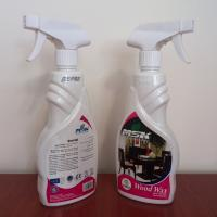 Wood cleaner and polisher Nano-emulsion