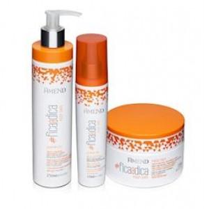 Kit Amend #Ficaadica Keep Safe Shampoo + Máscara + Leave-in