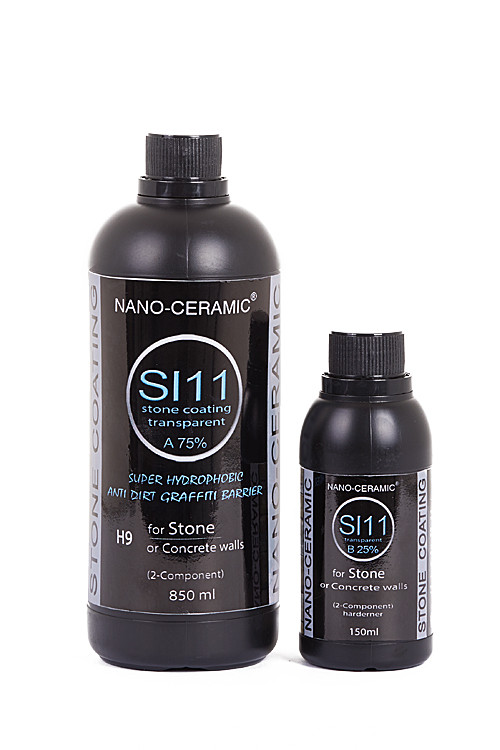SI11 Stone Protector Coating 1 L (2-Component)