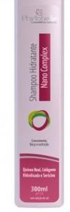 Shampoo Hidratante Nano Complex 300ml