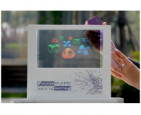 Silkink® transmissive color screen
