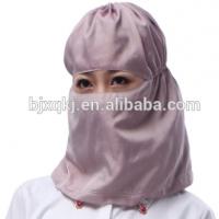 nano silver thread anti radiation fabric for veil