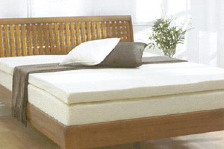 Night Therapy Mattress Toppers with Nano Silver
