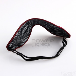 Power Ionics Far Infrared Rays Health Deep Sleep Eye Mask