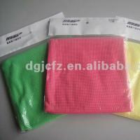 2012 hot sale 3M magic cloth camera lens TV/computer screen cleaner nano fiber