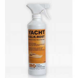 Yacht lime rust remover