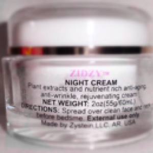 ZIDZY™ Night Cream