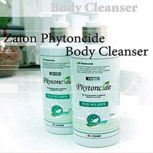 Ag Nano Phytoncide Body Cleanser