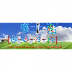 Air-purifying & Decontamination system