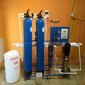RO Plant / Reverse Osmosis System