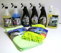 Car Cleaning Kit 'Interior & Exterior'