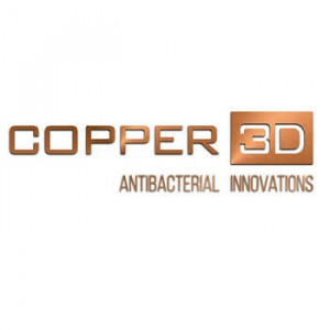 Copper 3D Antibacterial Innovations