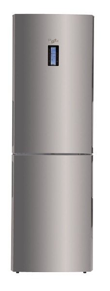 Two-Door Refrigerator, Bottom Freezer/ 326L