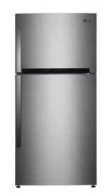 Stainless Steel VCM Top Mount Fridge 507L