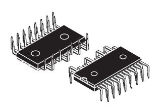 SLLIMM-nano small low-loss intelligent molded module IPM, 3 A, 600 V 3-phase IGBT inverter bridge