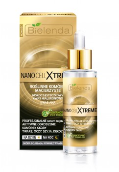 NANO CELL XTREME Professional Repair Serum face, eyes, neck and décolleté; day/night