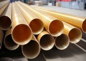 Composite pipes for utilities