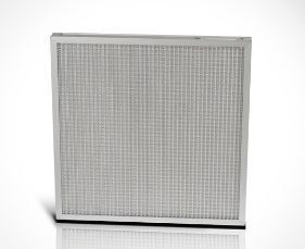 AmMet Washable Pleated Mesh Expanded Metal Filter