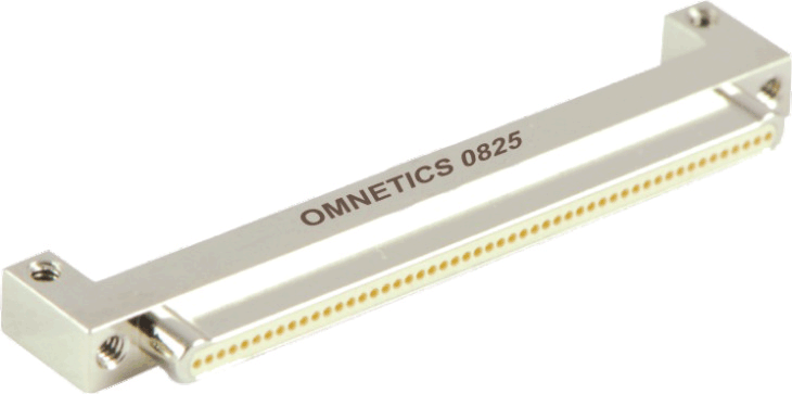Nano-D / Bi-Lobe® Connectors - Single Row -Type V2
