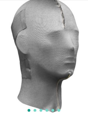 GAMMEX® Silver Barrier Mask