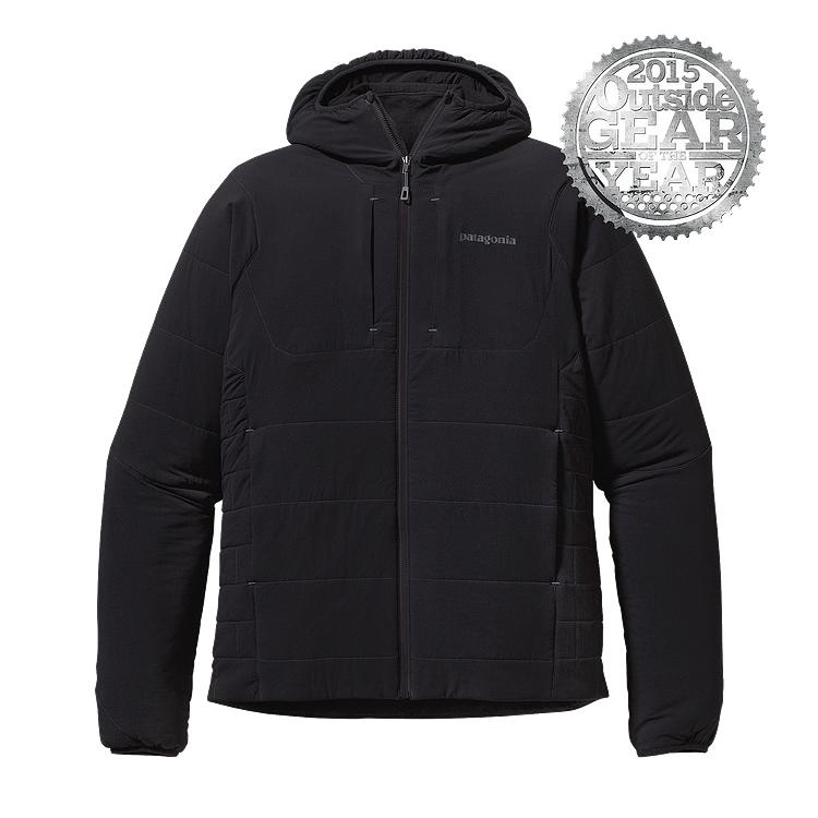 PATAGONIA MEN'S NANO-AIR® HOODY Black
