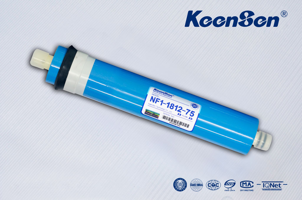 Household Nanofiltration Membrane Elements 75GPD