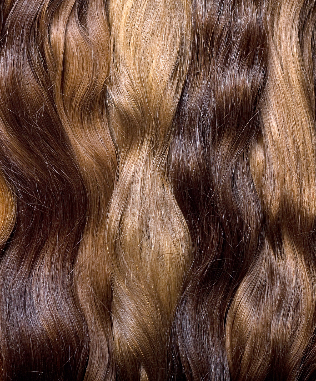20 0.8g Wavy Nano Ring Extensions (25 Strands with free 25 beads)