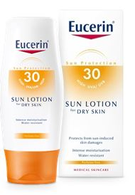 Eucerin Sun Lotion for Dry Skin SPF 30