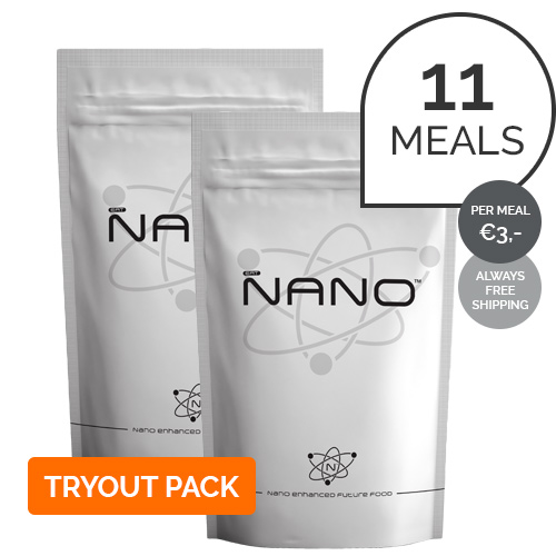 TRYOUT PACK 11 NANO MEALS