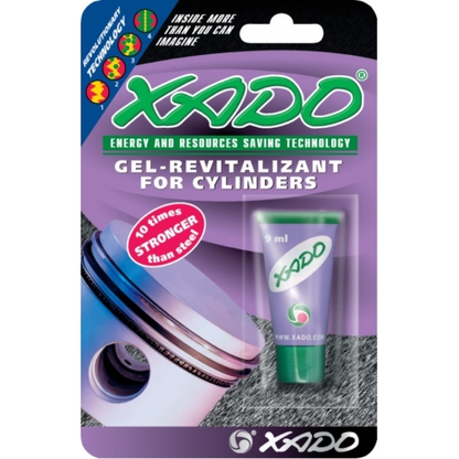 XADO GEL FOR CYLINDER REPAIR