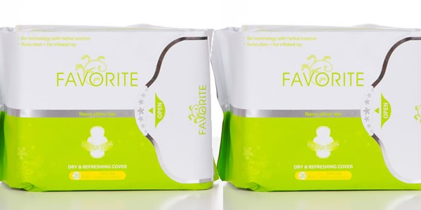 Favorite Sanitary Pad TWIN PACK – DAY