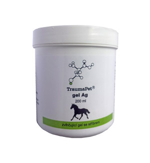 TraumaPet® gel Ag