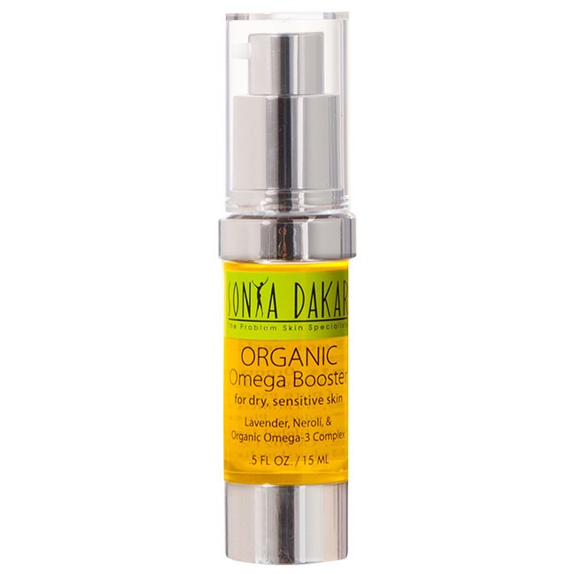 Organic Omega Booster dry/sensitive skin