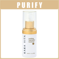 Purifying Antioxidant Treatment
