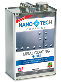 NanoTech Metal Coating