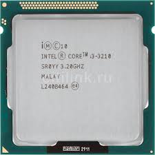 Intel Core i3 microprocessor