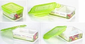 Kinetic Go Green 8 piece Food Container Set