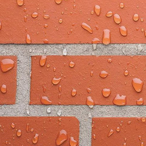 Solution to Create a Hydrophobic Coating on Brick