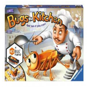 Ravensbruger Bugs In The Kitchen Game