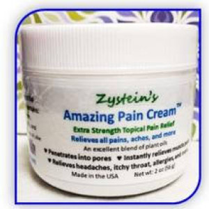 Zystein's Amazing Pain Cream