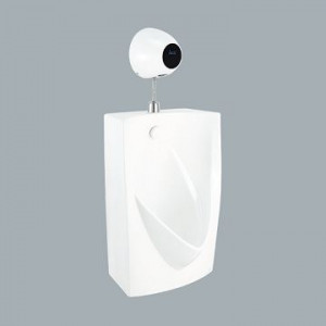 Wall-mounted urinal