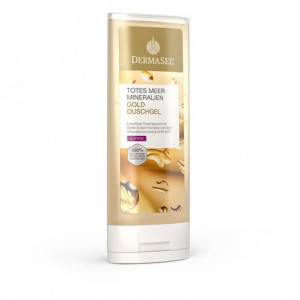 Dermasel shower gel gold