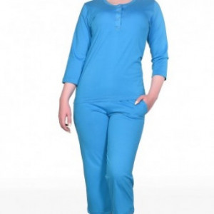 Antibacterial Women's Comfortable Set Clothes