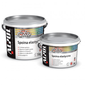 Flexible grout ALPOL ELITE from 2 to 20 mm anthracite
