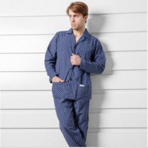 Antibacterial Men's Comfortable Set Clothes