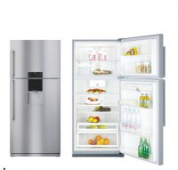 Top Mount Fridge with Dispenser 525L