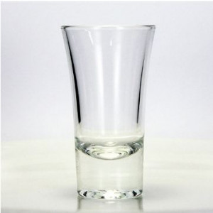 Nano glass drinkware